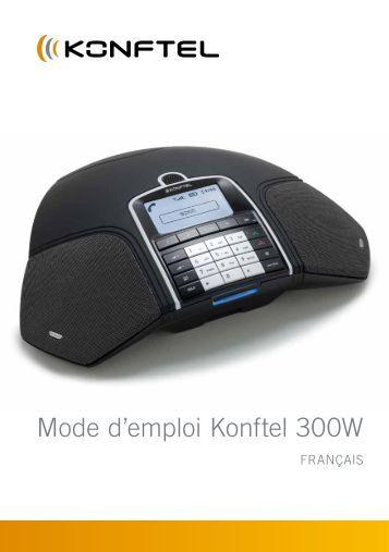 Konftel 50 le t l phone de conf rence pratique id al - Teinture ideal mode d emploi ...