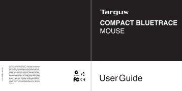 User Guide - Targus