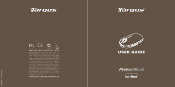 Wireless Mouse - Targus