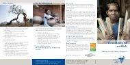 Entwicklung ist weiblich - Andheri-Hilfe Bonn