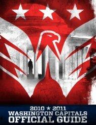 2010-11 Schedule - Washington Capitals - NHL.com
