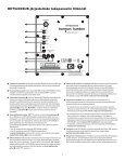 HKTS 60BQ/230 - Harman Kardon - Page 4
