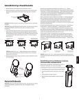HKTS 60BQ/230 - Harman Kardon - Page 7