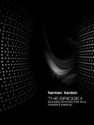 The Bridge II (English EU) - Harman Kardon