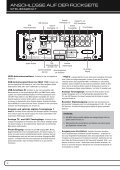 MAS 100/ MAS 110 - Harman Kardon - Seite 6