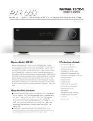 AVR 660 - Harman Kardon
