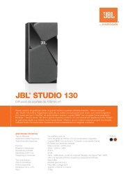 JBL® Studio 130