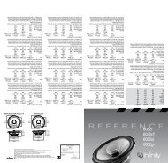 REFERENCE - Infinity