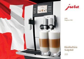Kávékultúra Svájcból - khprofi.hu