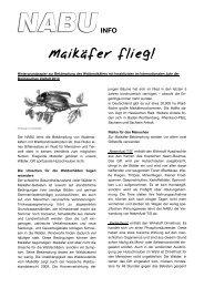 Positionspapier des NABU Hessen (PDF)