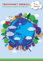 Internationale Projekte der NAJU 2011 - Nabu