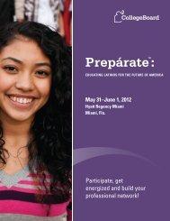 Prepárate™: - College Board