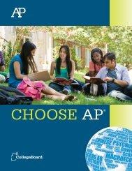 Choose AP - College Board