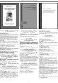 Philosophie - LIT Verlag - Page 5