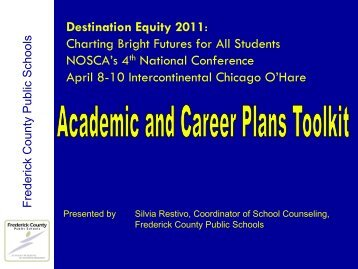 Academic and Career Plan - College Board