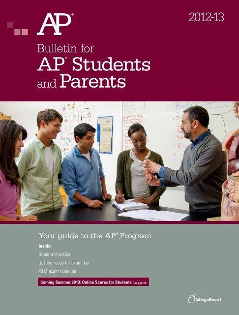 AP® Students and Parents - College Board
