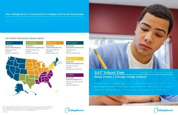 SAT® School Day: - College Board