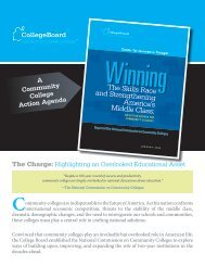 The Charge: Highlighting an Overlooked Educational Asset