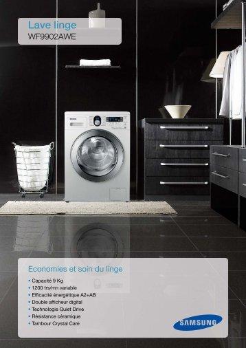 Lave linge - Carrefour.fr