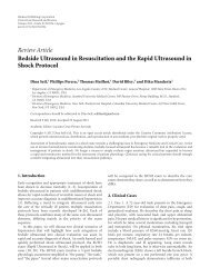 Bedside Ultrasound in Resuscitation and the Rapid Ultrasound in ...