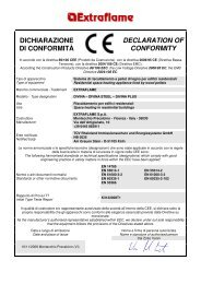 dichiarazione di conformità declaration of conformity - Narvells