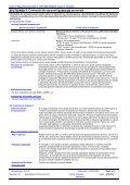 FIŞA TEHNICĂ DE SECURITATE - BP - PDS & MSDS Search - Page 5