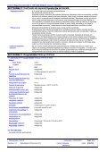 FIŞA TEHNICĂ DE SECURITATE - BP - PDS & MSDS Search - Page 6
