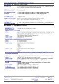 FIŞA TEHNICĂ DE SECURITATE - BP - PDS & MSDS Search - Page 7
