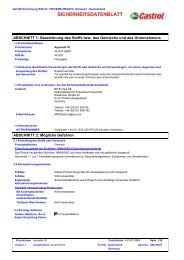 SICHERHEITSDATENBLATT - BP - PDS & MSDS Search