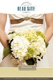 Matrimoni - Parkhotel Beau-Site