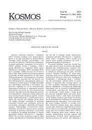 Datowanie radiometryczne skały magmowej zapewnia _____. (1 punkt)