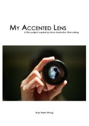 My Accented Lens Exegesis - Labsome - RMIT University