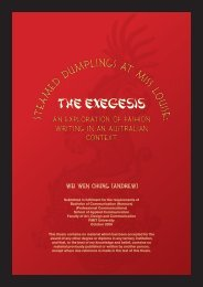 The Exegesis - Labsome - RMIT University