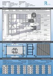 Schwerlast - Boden 850 kg 100 220 210 200 300 300 1000 kg 0 200 ...
