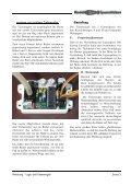 Lage- und Tiefenregler Betriebsanleitung - Modell-Uboot-Spezialitäten - Seite 5