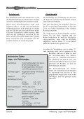 Lage- und Tiefenregler Betriebsanleitung - Modell-Uboot-Spezialitäten - Seite 6