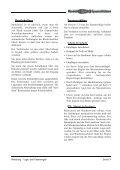 Lage- und Tiefenregler Betriebsanleitung - Modell-Uboot-Spezialitäten - Seite 7