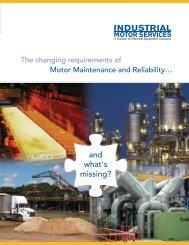 Capabilities Brochure - Electrical Equipment Company