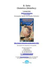 B. Saha Obstetrics (Midwifery)
