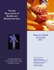 Minority_Health_Rpt_2010 Title - Nevada State Health Division ...