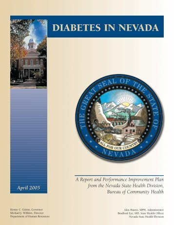 DIABETES IN NEVADA - Nevada State Health Division
