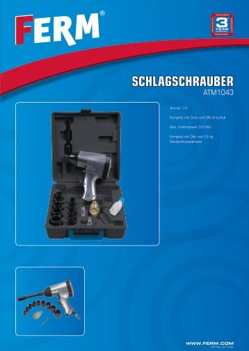 SCHLAGSCHRAUBER - FERM.com