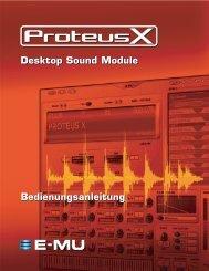German Proteus X Manual Rev. A - Creative
