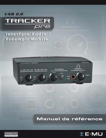French Tracker.book - Creative
