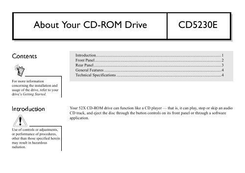 CREATIVE CD5230E DRIVER DOWNLOAD (2019)