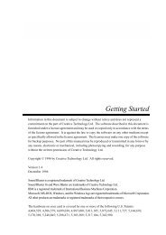 Getting Started - Creative
