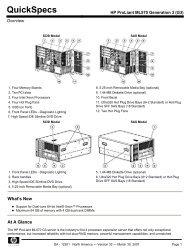 HP ProLiant ML570 Generation 3 (G3) - FTP Directory Listing - HP