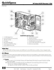 HP ProLiant ML370 Generation 4 (G4) - FTP Directory Listing - HP