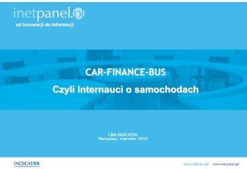 "Indicator ""Car-Finance-Bus 2010"" [PDF, 3,05 MB]"