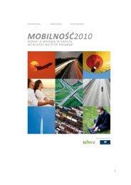 Pobierz raport Mobilno?? 2010 [plik PDF - 5,33MB]